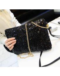 Дамска чанта в черно - код B24