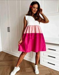 Свободна дамска рокля - код 81777 - 2