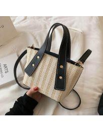 Атрактивна дамска чанта в черно - код B530