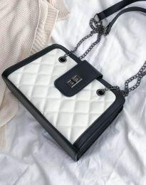 Дамска чанта в бяло - код B300
