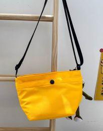 Дамска чанта в жълто - код B343