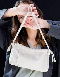 Дамска чанта в бяло - код B274