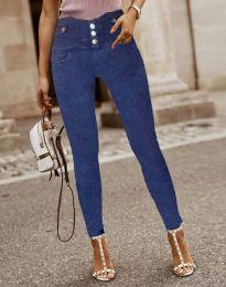 Дамски панталон в  тъмносиньо - код 5435