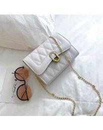 Дамска чанта в бяло - код B29/7751