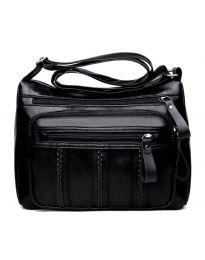 Дамска чанта в черно - код B149