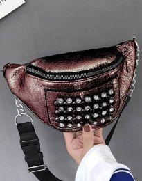 Дамска чанта в кафяво - код B298