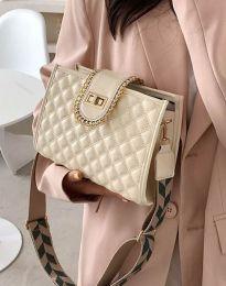 Дамска чанта в бяло - код B430