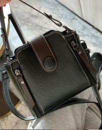 Атрактивна дамска чанта в черно - код B349
