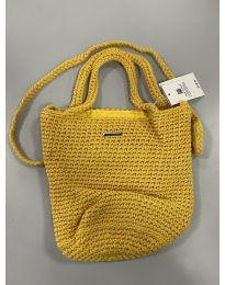 Дамска чанта в жълто - код CF226-17