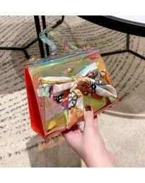 Дамска чанта с атрактивен дизайн - код B62 - 5