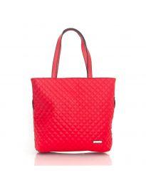 Дамска чанта в червено - код 5505