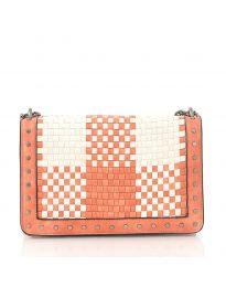 Дамска чанта в розово - код 92083