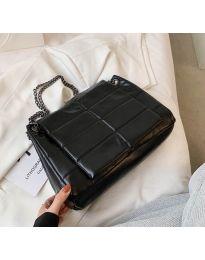 Дамска чанта в черно - код B506