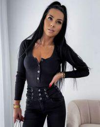 Дамска блуза в черно - код 11698