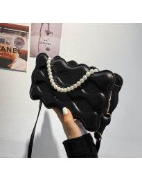 Елегантна дамска чанта в черно- код B503