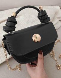Дамска чанта в черно - код B417