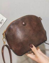 Дамска чанта в тъмнокафяво - код B290