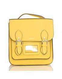 Дамска чанта в жълто - код SP9027