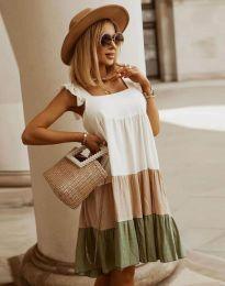 Свободна дамска рокля - код 2810 - 1