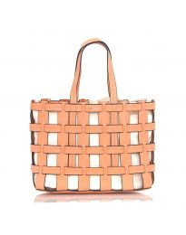 Дамска чанта в оражево - код LS563