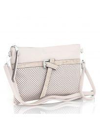 Дамска чанта в бежово - код LS 589