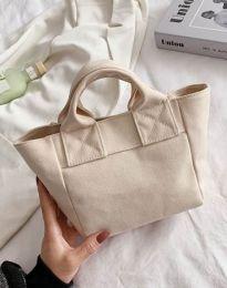 Дамска чанта в бежово - код B456