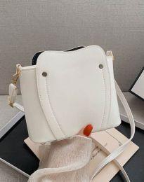Дамска чанта в бяло - код B454