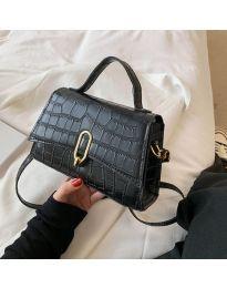 Елегантна дамска чанта в черно - код B529