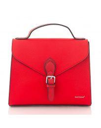 Дамска чанта в червено - код R1068