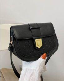 Дамска чанта в черно - код B444