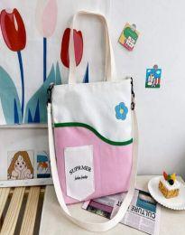 Ежедневна дамска чанта в бяло - код B577
