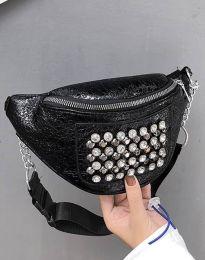 Дамска чанта в черно - код B298