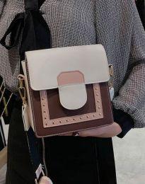 Атрактивна дамска чанта - код B289 - 2