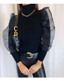 Дамска блуза в черно - код 0780