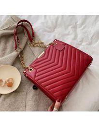 Дамска чанта в червено - код В19