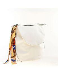 Дамска чанта в бяло - код NH2816