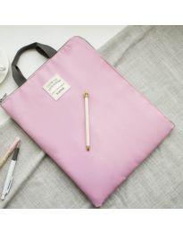 Дамска чанта в розово - код B127