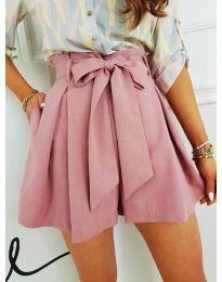 Къси панталонки в розово - код 0407
