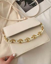 Дамска чанта в бяло - код B337