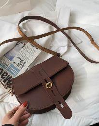 Дамска чанта в кафяво - код B457