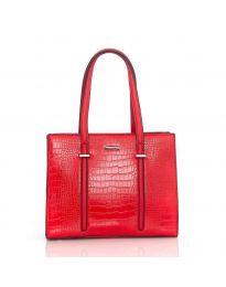 Дамска чанта в червено - HS8105
