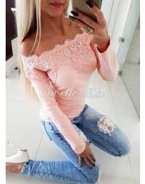 Блуза - код  547 - розово