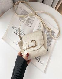 Елегантна дамска чанта в бежово - код B500