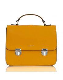 Дамска чанта в цвят горчица - LS567