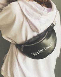 Дамска чанта в черно - код B311