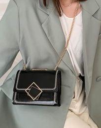 Дамска чанта в черно - код B296