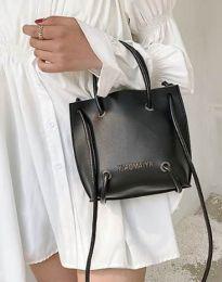 Дамска чанта в черно - код B459