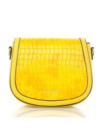 Дамска чанта в жълто - код NH2897