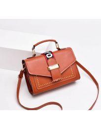 Дамска чанта в кафяво - код B104