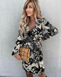 Елегантна дамска рокля - код 2937 - 2
